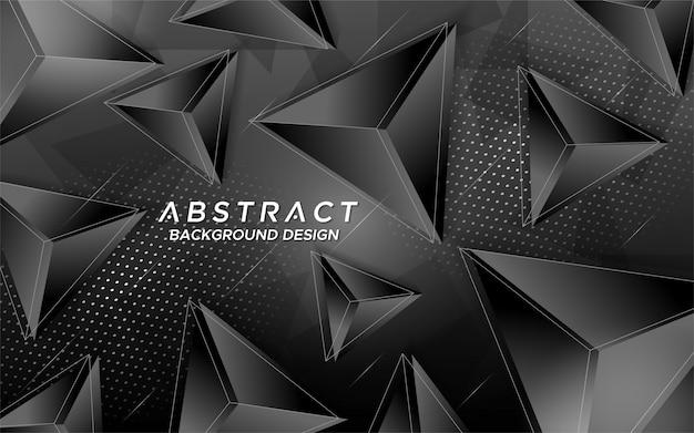 Abstrait moderne avec couche de chevauchement de style tech.
