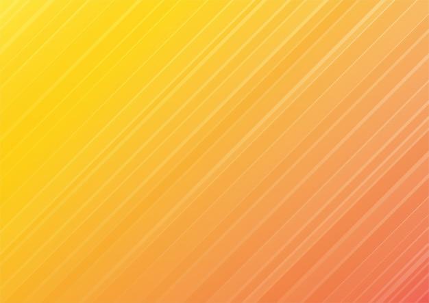 Abstrait moderne dégradé orange.