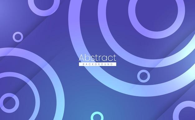 Abstrait moderne géométrique
