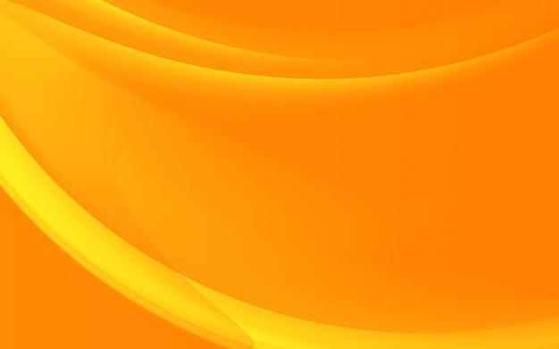 Abstrait moderne graphique couleur jaune