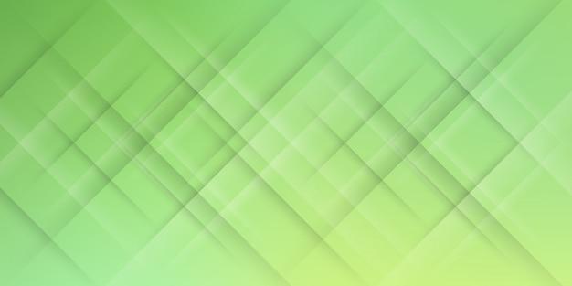 Abstrait moderne avec des lignes diagonales ou des éléments de rayures et un dégradé pastel de couleur verte avec un thème de technologie numérique.