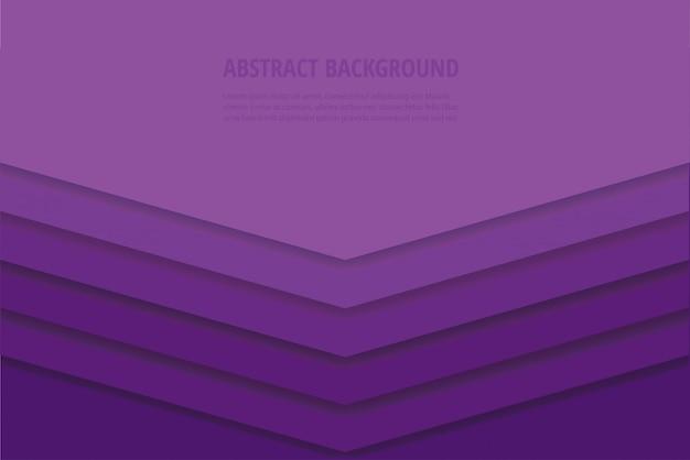 Abstrait moderne lignes violettes