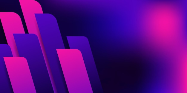 Abstrait moderne pour la conception de présentation avec concept d'entreprise et d'entreprise. conception de vecteur de communication de technologie abstraite.