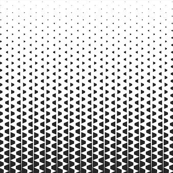 Abstrait motif carré de demi-teintes ligne