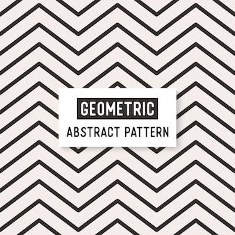 Abstrait motif sans soudure noir et blanc.