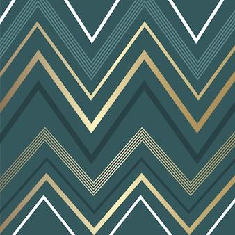 Abstrait avec motif en zigzag