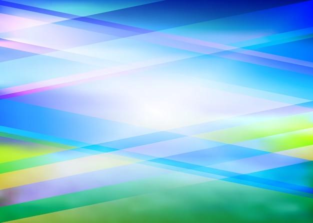 Abstrait multicolore
