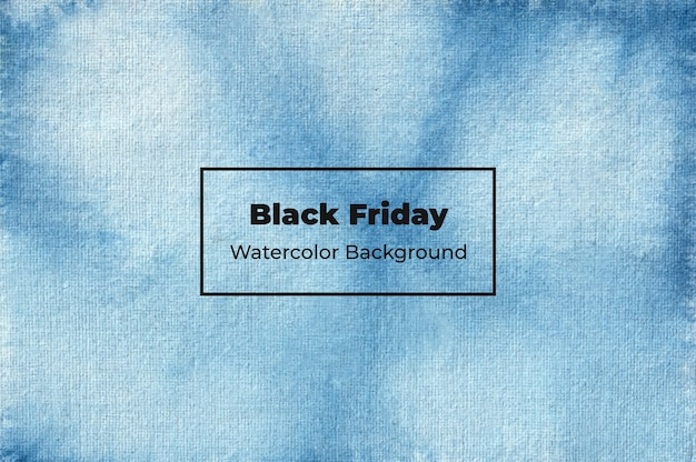 Abstrait noir vendredi aquarelle ombrage brosse fond texture