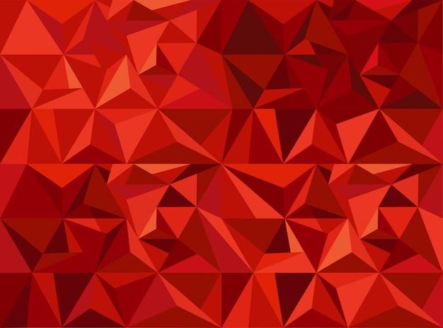 Abstrait numérique géométrique