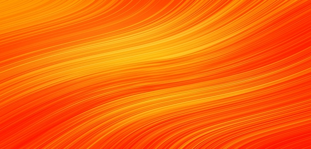 Abstrait orange et rouge