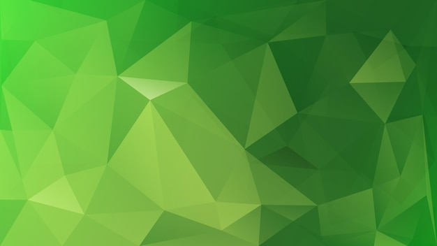 Abstrait poly faible couleur de triangles