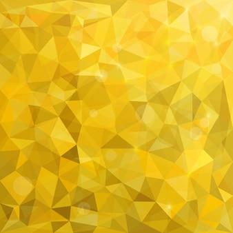 Abstrait polygonal. géométrique moderne