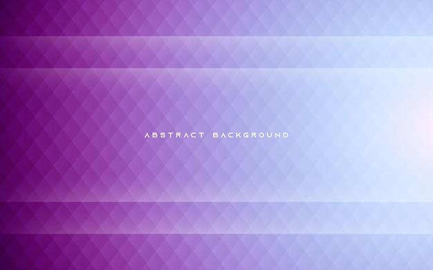 Abstrait polygonale. dégradé violet
