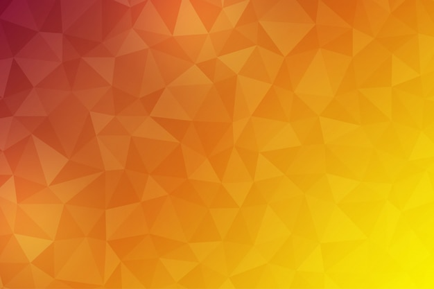 Abstrait de polygone utilisant des formes triangulaires comme composant.
