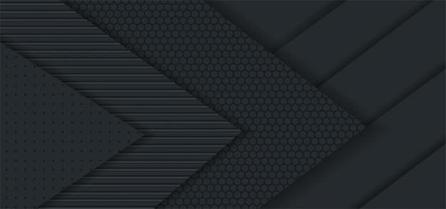 Abstrait rétro, motif de forme de triangle, formes géométriques 3d