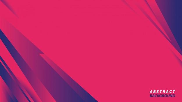 Abstrait rose et bleu