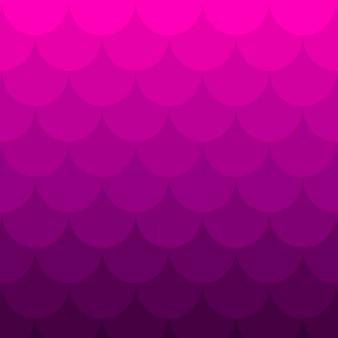 Abstrait rose avec dégradé