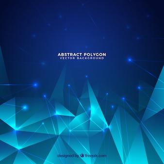 Abstrait avec un style géométrique