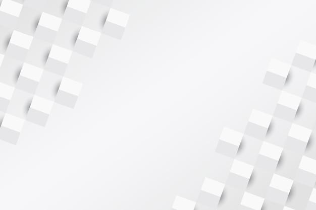 Abstrait de style papier blanc