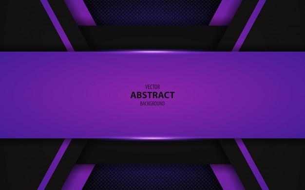 Abstrait technologie métallique