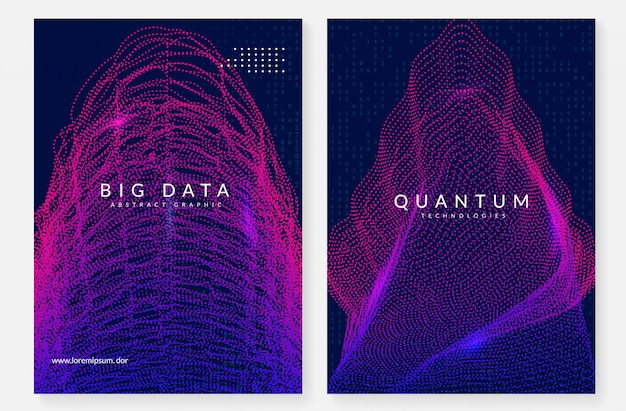 Abstrait de la technologie numérique. intelligence artificielle, apprentissage en profondeur et big data.