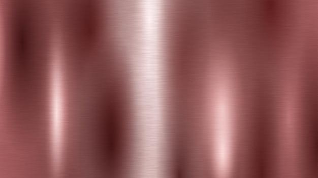 Abstrait avec texture métallique en couleur vineuse