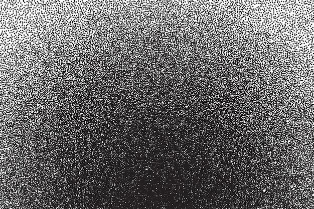 Abstrait de texture en pointillé de vecteur