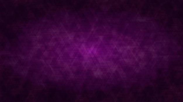 Abstrait texturé polygonale. conception de fond de vecteur hexagone
