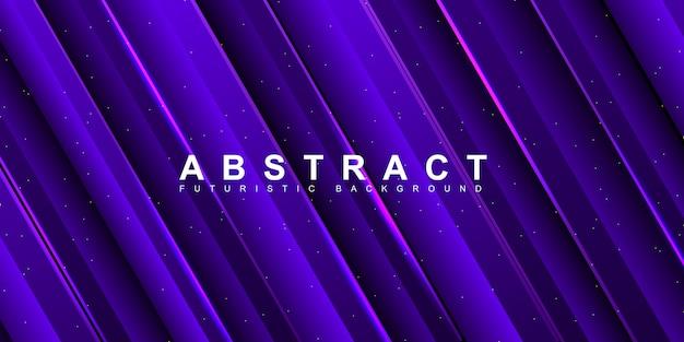 Abstrait avec texture rayé violet coloré