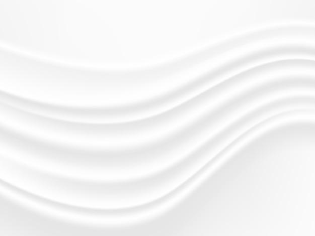 Abstrait ton blanc et gris de vecteur