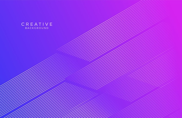 Abstrait trendy stripes lignes fond minimal moderne