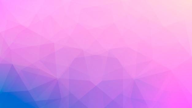 Abstrait triangle dégradé