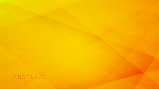 Abstrait triangulaire