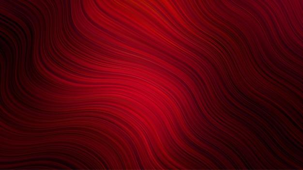Abstrait de vague dans des couleurs rouges. toile de fond courbe pour la conception web