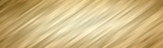 Abstrait de vague. papier peint à rayures. couverture de bannière de couleur or