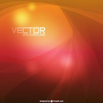 Abstrait vecteur de fond rouge