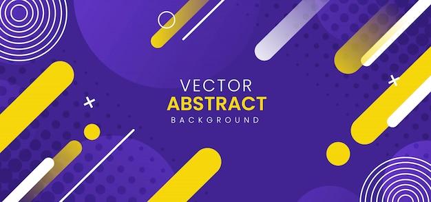 Abstrait vector