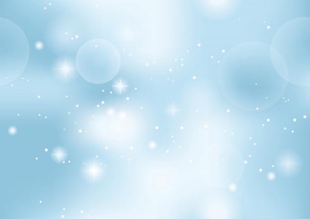 Abstrait vectorielle continue avec des lumières et des halos. répétable horizontalement et verticalement.