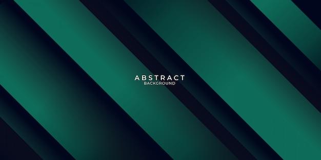 Abstrait vert tosca