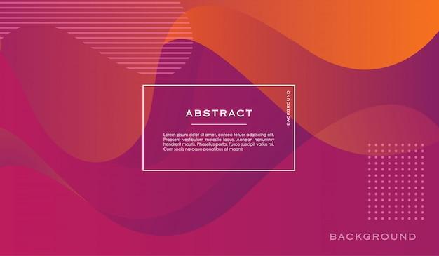 Abstrait violet texturé dynamique
