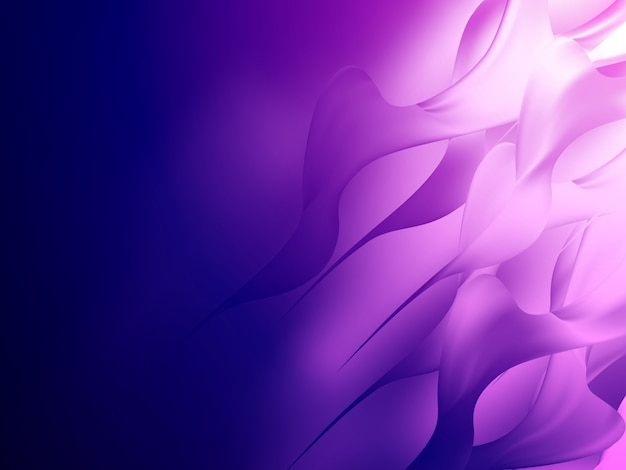 Abstrait violet.