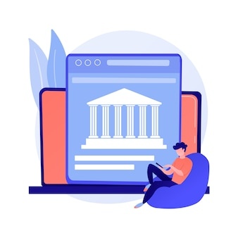 Accès ouvert aux données bancaires. services financiers, développement d'applications de paiement mobile, technologie api. développeurs web concevant des plateformes bancaires.