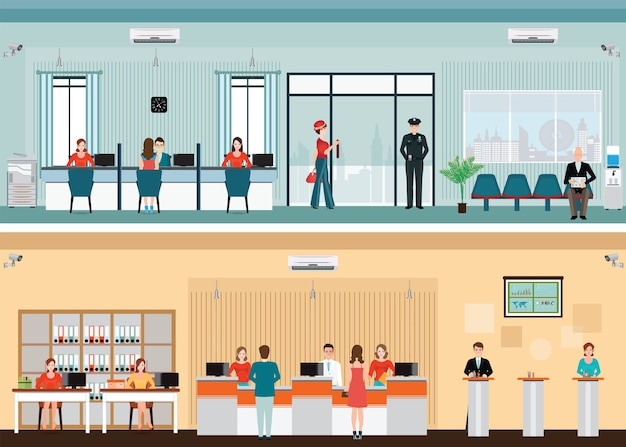 Accès public aux services financiers aux banques