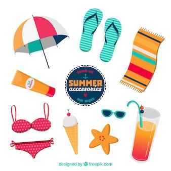 Accessoires d'été