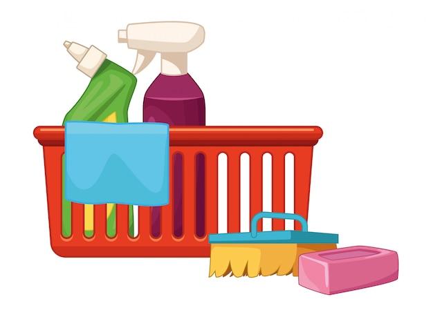 Accessoires de nettoyage et d'hygiène