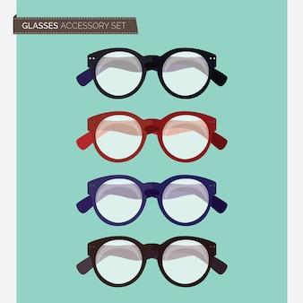 Accessoires yeux lunettes objet de collection optique