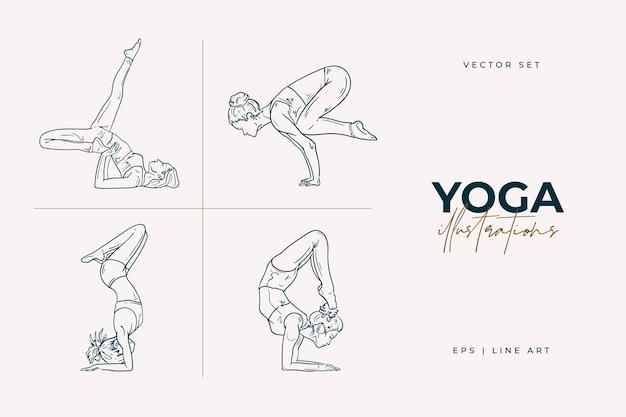 Accessoires de yoga à la maison restez à la maison et choses à faire en isolement