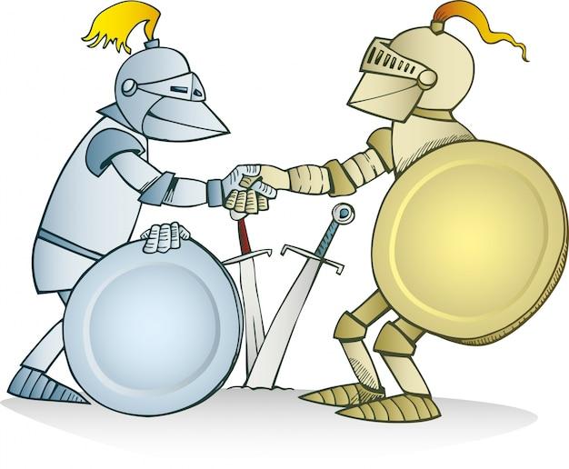 Accord des chevaliers