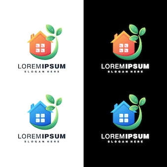 Accueil jeu de logo coloré
