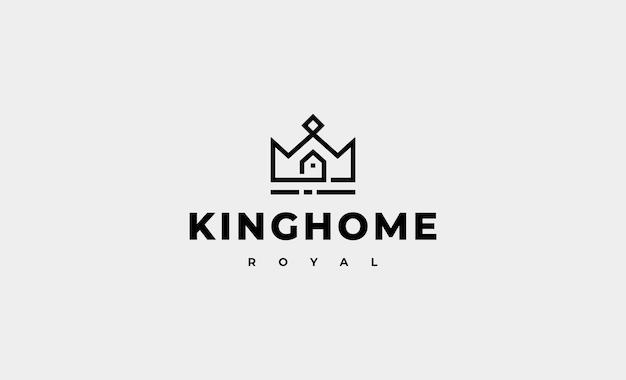 Accueil king royal logo